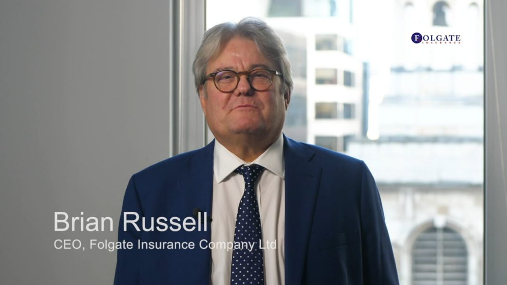 Brian Russell Folgate Insurance CEO